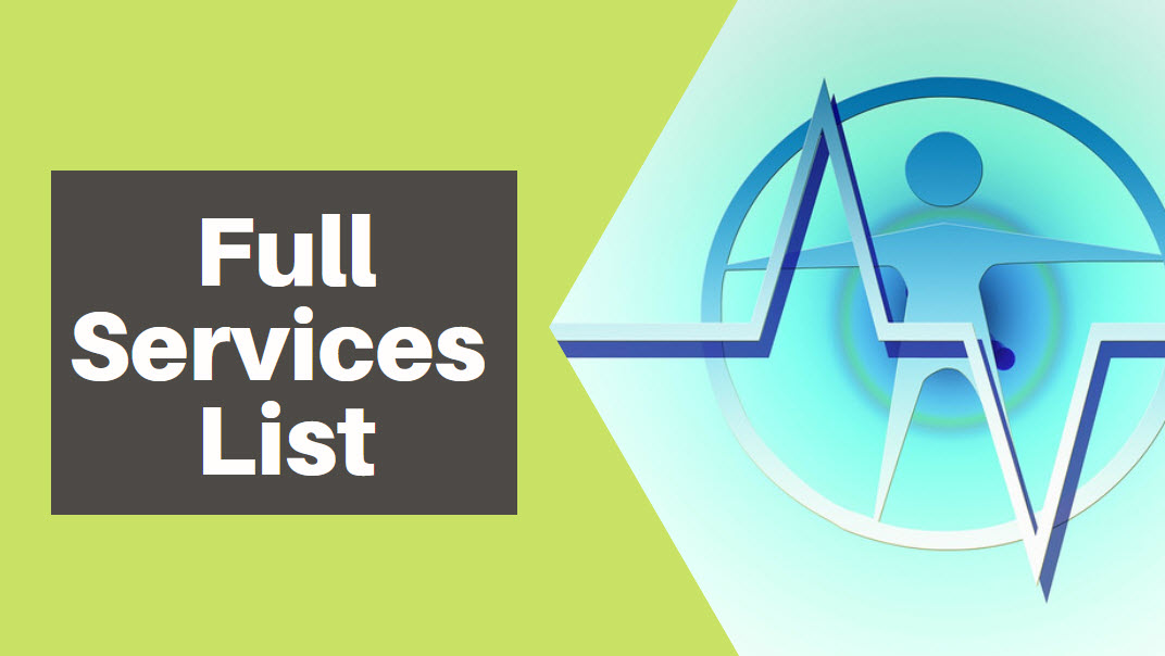 Full Services List